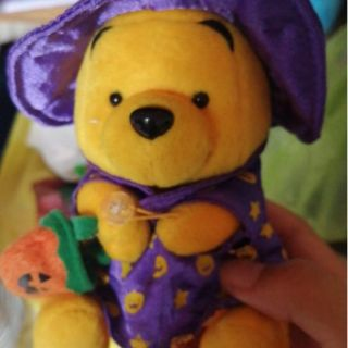 pooh cosplay