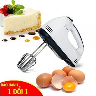 [NHẬP MAXSTOT5 GIẢM 15K] Máy Đánh Trứng – Nhào Bôt – Trộn Đa Năng 7 Cấp Độ Siêu Bền