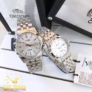 Đồng Hồ Đôi Orient SUND6003W0 & SSZ3W003W0 Chính Hãng thumbnail