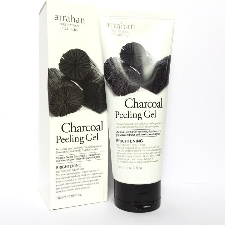 Gel tẩy tế bào chết Arrahan Pure Natural Clean Care 180ml | Shopee Việt Nam