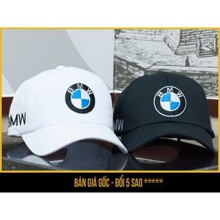 Mũ nón lưỡi trai Bmw cá tính (đen và trắng)- săn nón đẹp
