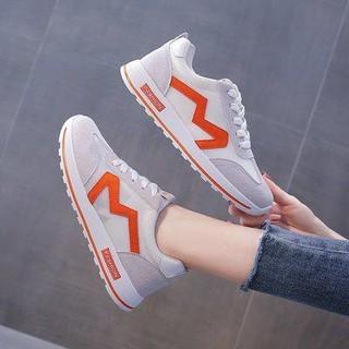 Nữ Giày lưới thoáng khí phù hợp với các môn thể thao thông thường tăng chiều cao thumbnail
