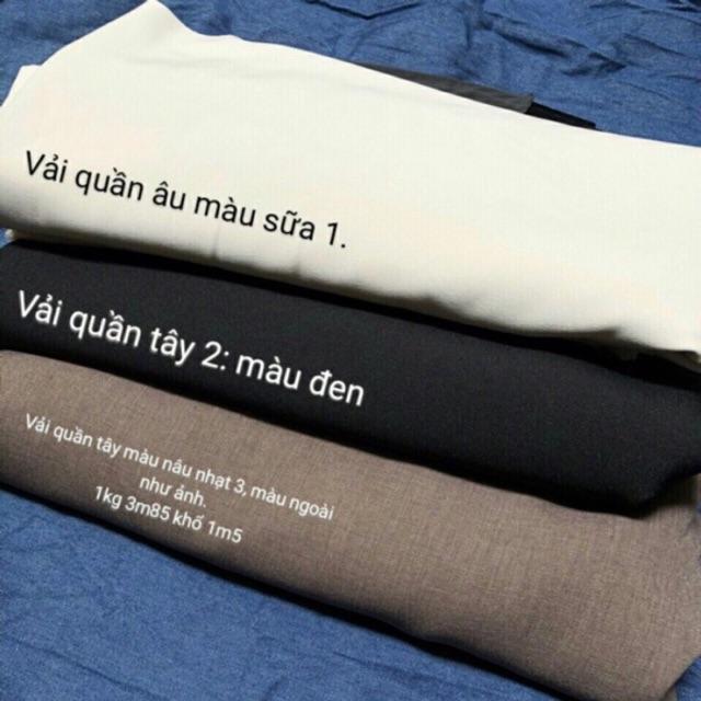 Vải quần