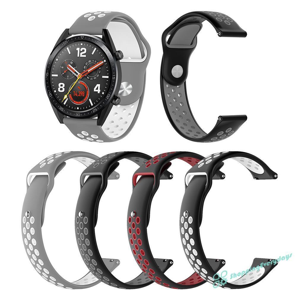 Dây Đeo Silicon Cho Đồng Hồ Thông Minh Huawei Watch Gt Honor Magic