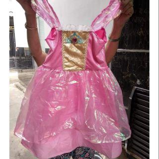 Đầm si công chúa cho bé