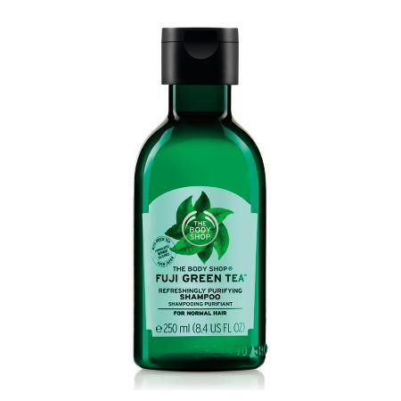 Dầu gội The Body Shop Fuji Green Tea refreshingly purifying shampoo 250ml - 56513