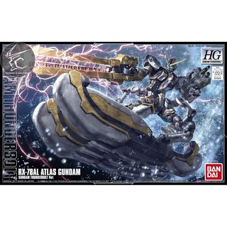 MÔ HÌNH GUNDAM HG 1/144 RX-78AL ATLAS GUNDAM THUNDER BOLT BANDAI THUNDERBOLT