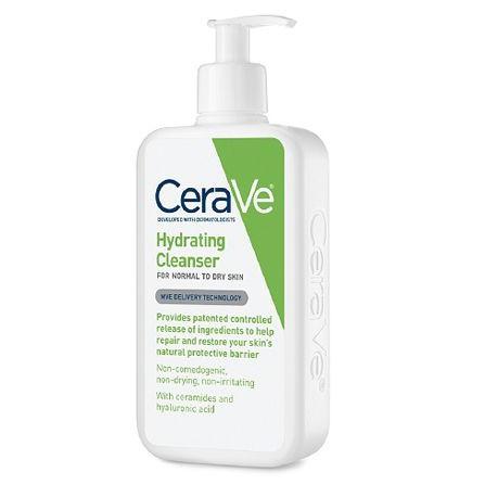 Sữa Rửa Mặt dành cho da thường đến da khô - CeraVe Hydrating Cleanser