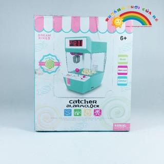 Đồ Chơi Trẻ Em Máy gắp kẹo Candy Catcher KB1099 [ĐỒ CHƠI TRÍ TUỆ]