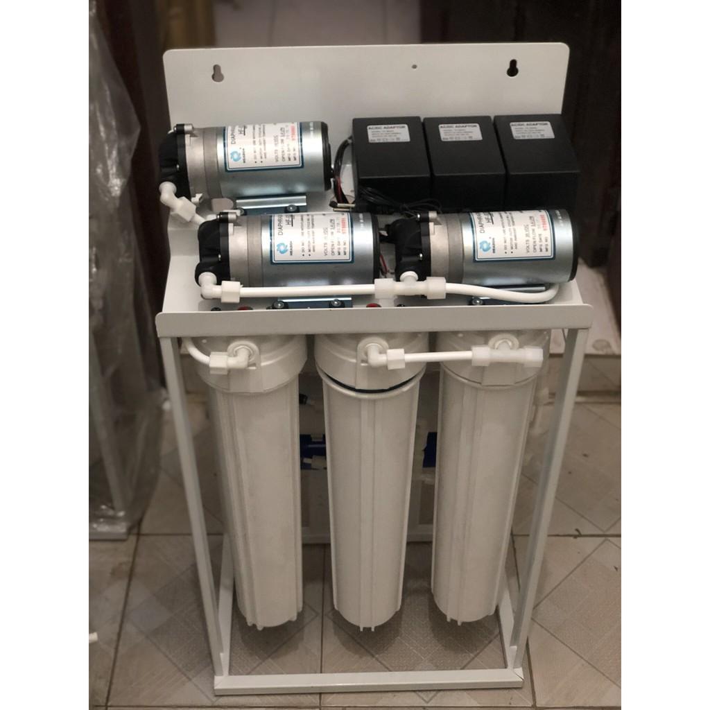 Giá sắt lắp máy lọc nước công nghiệp 30L hoặc 50L (Giá sắt lắp máy lọc nước  bán công nghiệp) giảm chỉ còn 350,000 đ