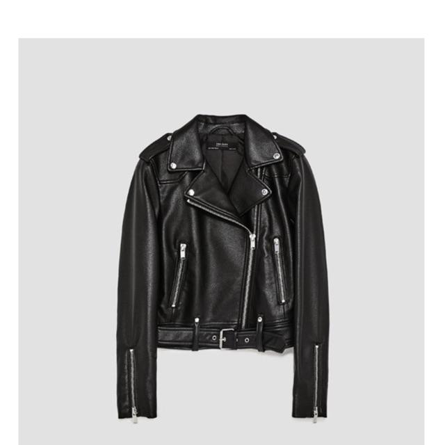 Áo da Zara xuất xịn size XS
