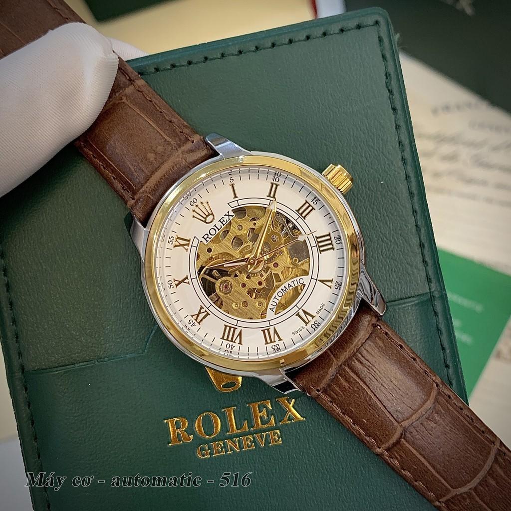 Đồng hồ nam Rolex - fullbox xịn như ảnh - bảo hành 12 tháng