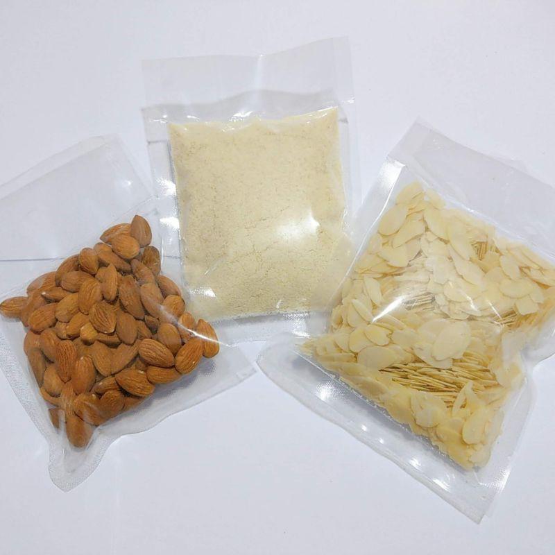 Hạnh nhân cắt lát/ bột/ nguyên hạt Olam 100g