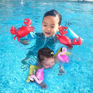 Phao tay tập bơi cho bé hình thiên nga,cua… – RẺ NHẤT HÀ NỘI