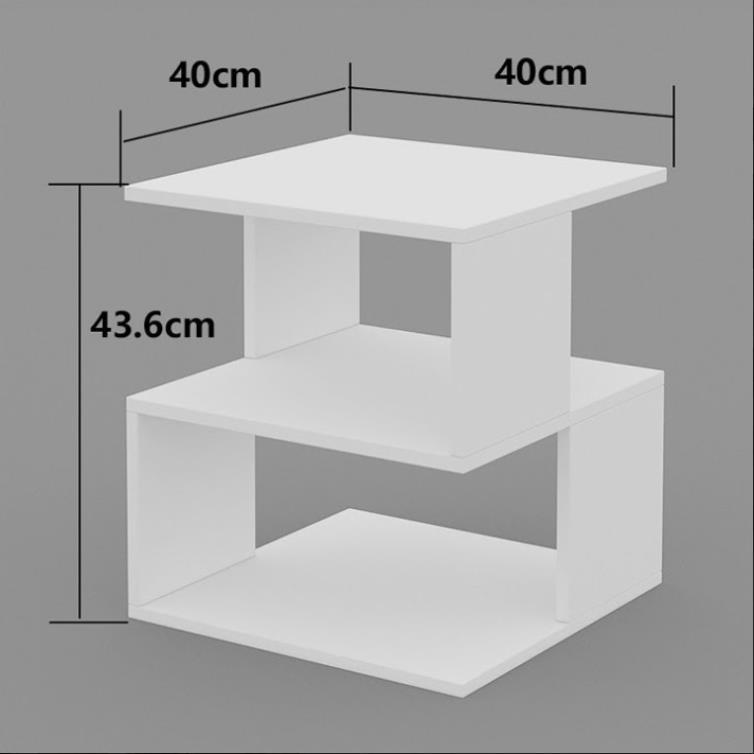 [ĐẠI HẠ GIÁ] Kệ tab đầu giường 40x40x43.6