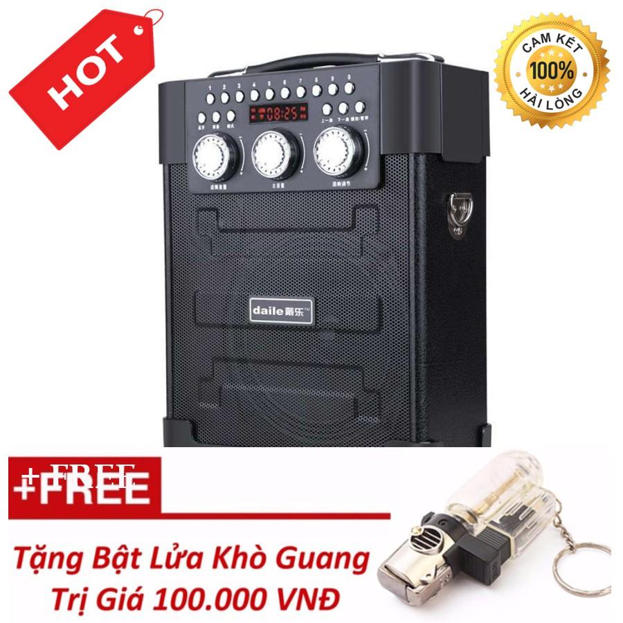 Loa kéo đa năng Bluetooth hát karaoke Daile S9 + Tặng BL Khò Guang - 3410590 , 1258460462 , 322_1258460462 , 950000 , Loa-keo-da-nang-Bluetooth-hat-karaoke-Daile-S9-Tang-BL-Kho-Guang-322_1258460462 , shopee.vn , Loa kéo đa năng Bluetooth hát karaoke Daile S9 + Tặng BL Khò Guang