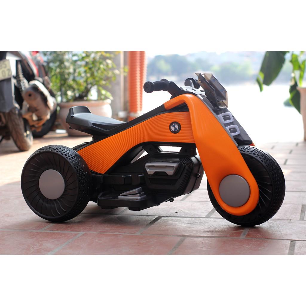 Xe MOTO điện cho bé ROLLS – RICK