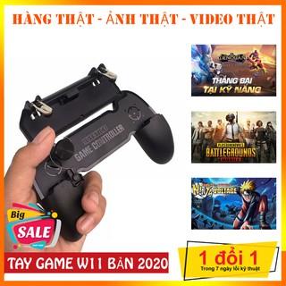 Tay Cầm Chơi Game W11 Hỗ Trợ Game Liên Quân, Pubg, Free Fire Controller Đa Năng Cao Cấp SIÊU HOT thumbnail