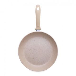 [Mã LIFEHOT1505 giảm 10% đơn 99K] Chảo Vân Đá Bếp Từ Happy Cook Charm MAF-24