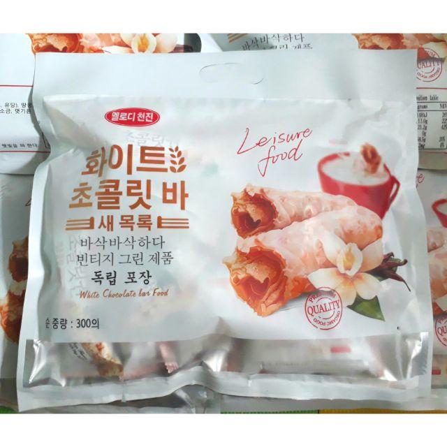 [HCM] Bánh yến mạch cuộn socola hạnh nhân Hàn Quốc - 2647623 , 648032411 , 322_648032411 , 55000 , HCM-Banh-yen-mach-cuon-socola-hanh-nhan-Han-Quoc-322_648032411 , shopee.vn , [HCM] Bánh yến mạch cuộn socola hạnh nhân Hàn Quốc