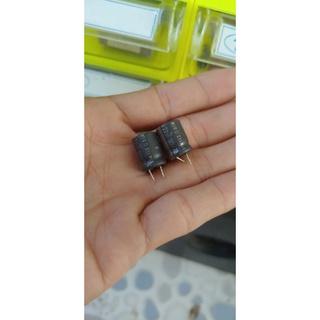 Tụ điện Silmic 2 50v 22uf hàng nos thumbnail