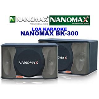 LOA KARAOKE NANOMAX BK-300 thumbnail