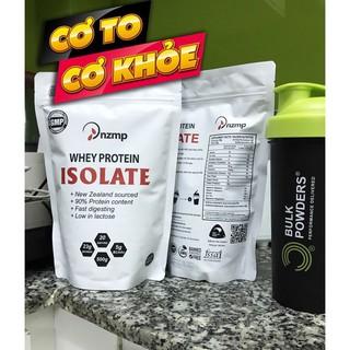 COMBO 2 túi Sữa Tăng Cơ Giảm Mỡ – Whey Isolate Protein NZMP + Tặng bình lắc Shaker 700ml