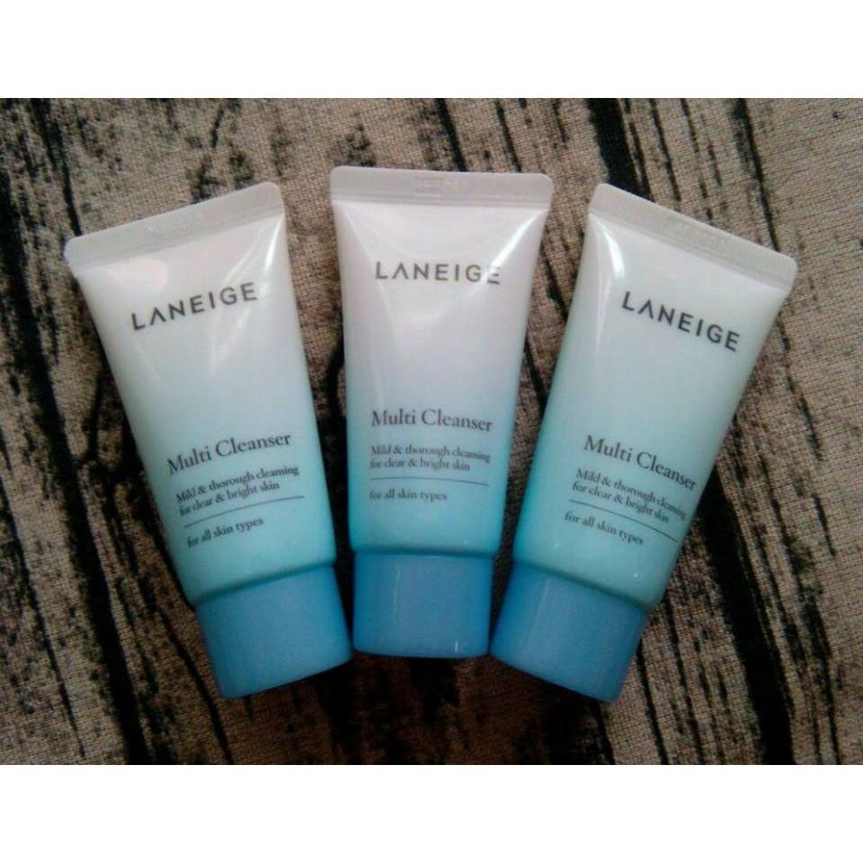 Laneige Multi Cleanser – Sữa rửa mặt đa năng