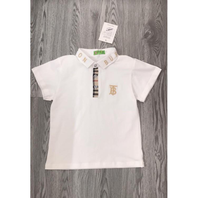 áo phông có cổ bé trai vm-795