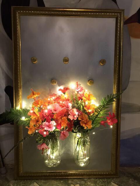Đèn led đom đóm kèm sẵn pin, Đèn trang trí led fairy light có 3 chế độ chớp nháy | Kyto Shop
