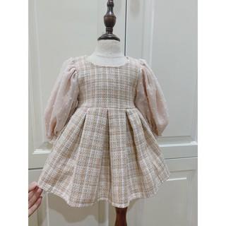 Váy trẻ em💕𝑭𝑹𝑬𝑬𝑺𝑯𝑰𝑷💕váy hè cho bé gái, váy xinh cho bé gái mùa hè chất đẹp, chât thô mềm dày k nóng