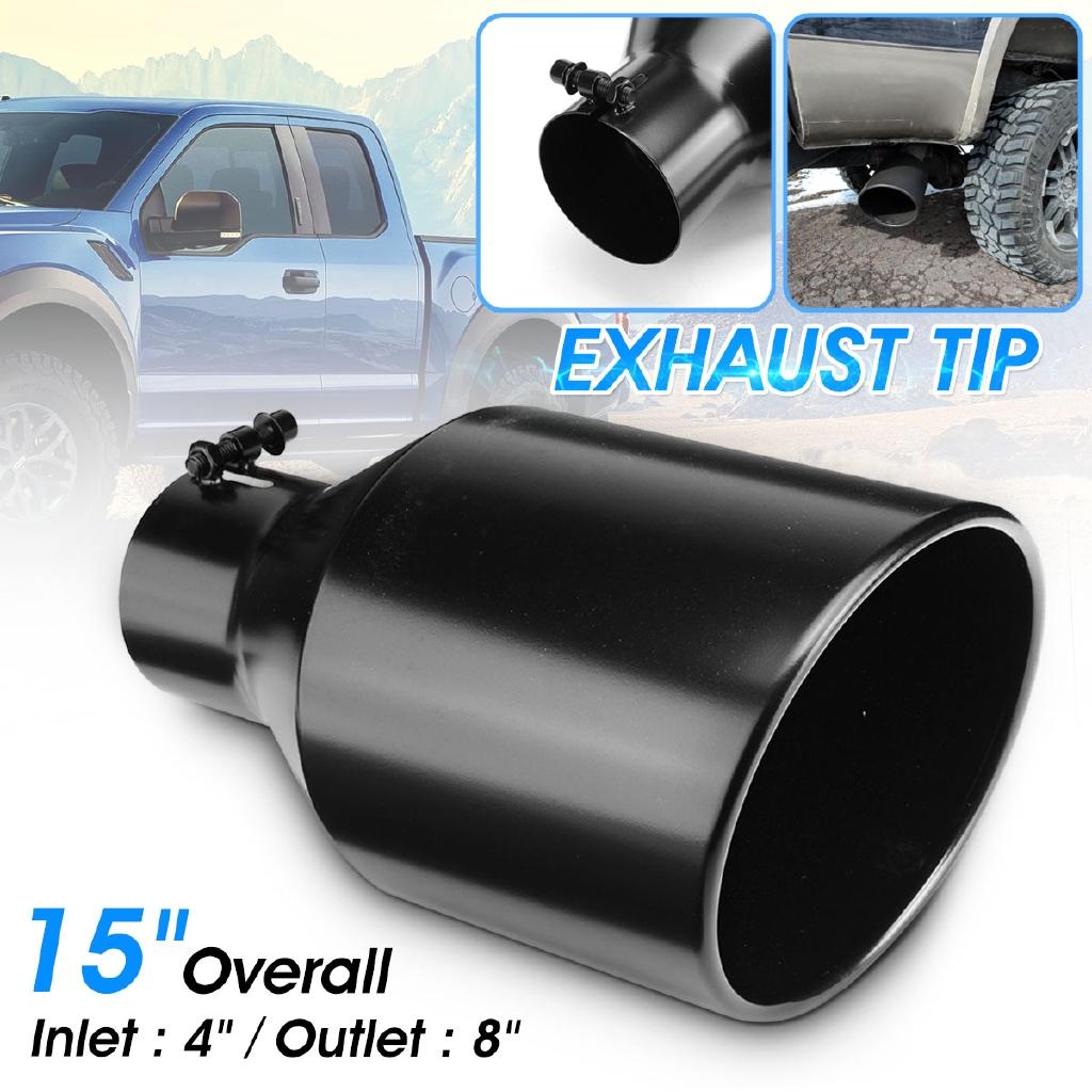 Ống thải khí thải cho xe ô tô 4