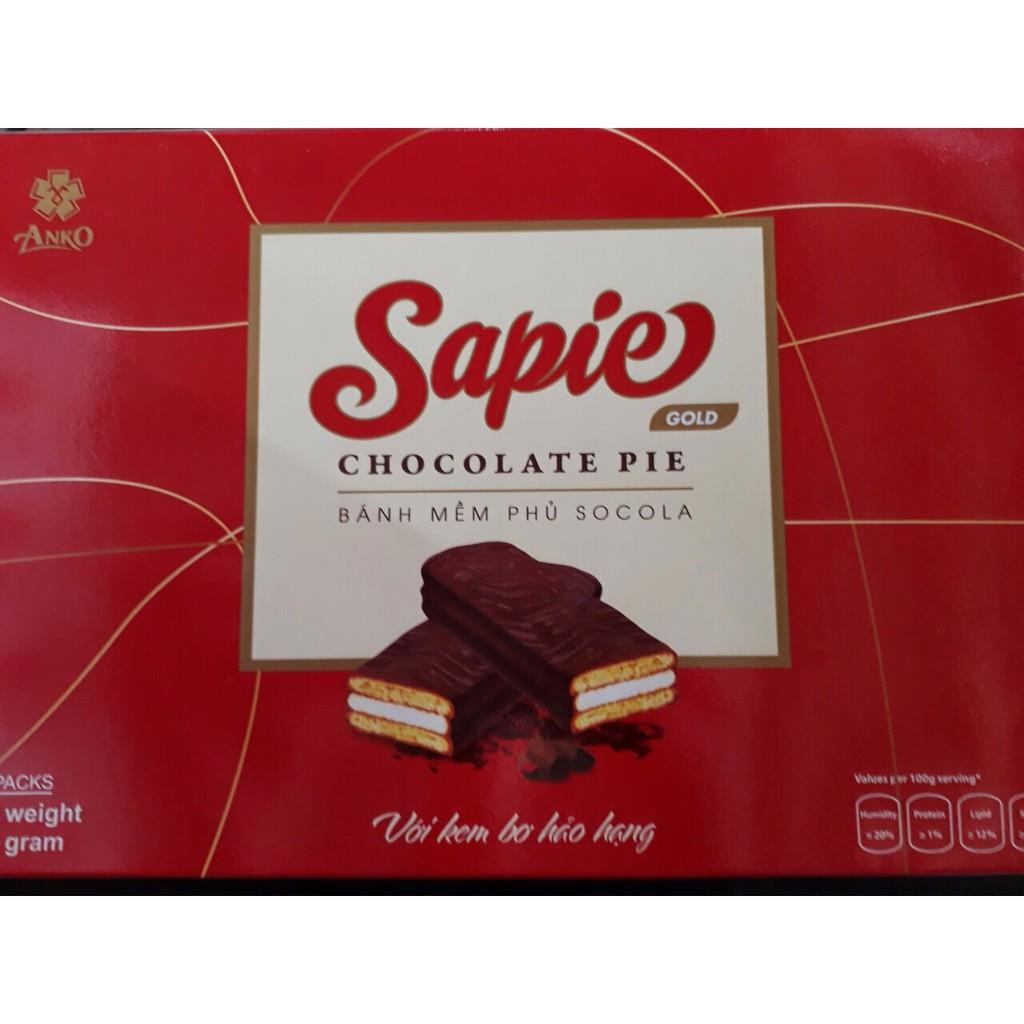 Bánh Socola phủ kem Sapie Anko hộp 160g - 9925941 , 666084689 , 322_666084689 , 22000 , Banh-Socola-phu-kem-Sapie-Anko-hop-160g-322_666084689 , shopee.vn , Bánh Socola phủ kem Sapie Anko hộp 160g