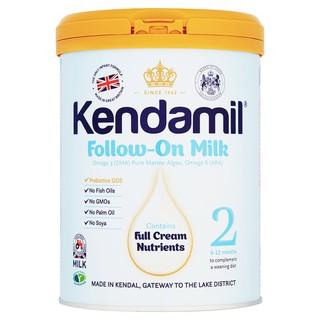 Sữa nguyên kem Hoàng gia Kendamil số 2 900g (Date mới nhất)