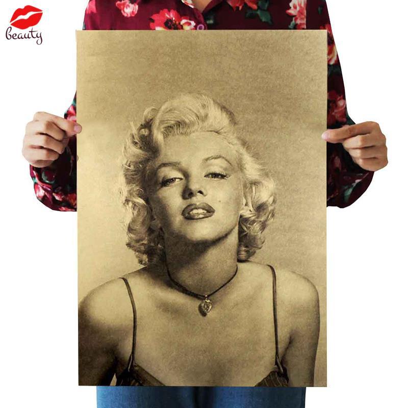 Poster hình Marilyn Monroe phong cách retro - 21920512 , 5610199041 , 322_5610199041 , 22538 , Poster-hinh-Marilyn-Monroe-phong-cach-retro-322_5610199041 , shopee.vn , Poster hình Marilyn Monroe phong cách retro