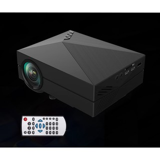 Máy chiếu Mini GM60 , 1080P 30-130inch - máy chiếu 9325
