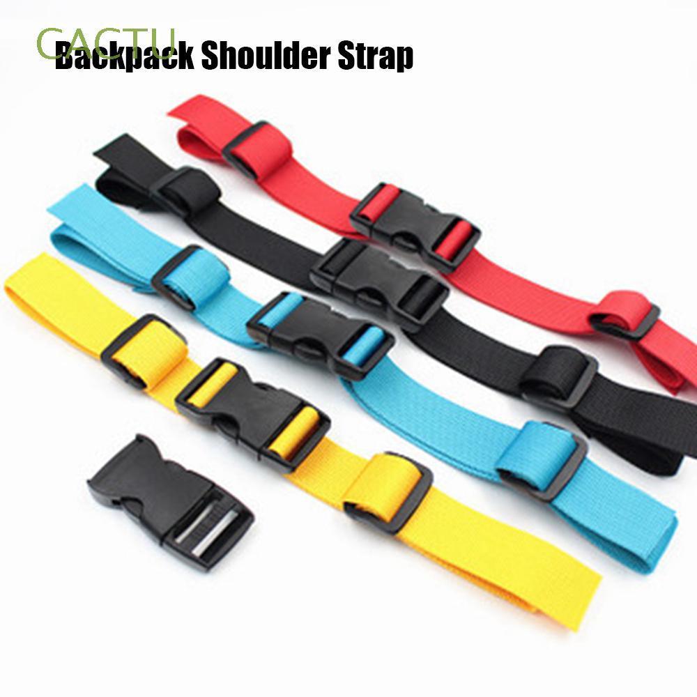 Đai nịt dây đeo ba lô có khóa gài tiện lợi có thể điều chỉnh độ dài tạo sự an toàn và thoải mái thumbnail