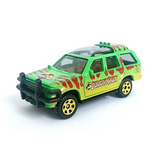 Xe mô hình Matchbox '93 Ford Explorer Jurassic Park FXN78C