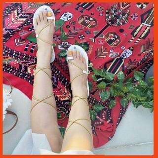 Sandal thắt dây xỏ ngón
