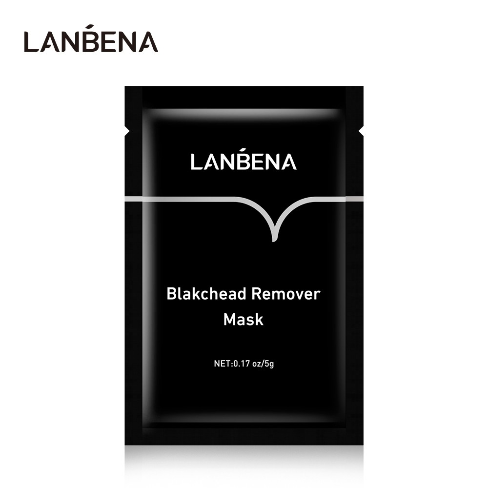 LANBENA Nasal Membrane Mask Deep Cleansing Of Pores Oil Control Skin Care 5g