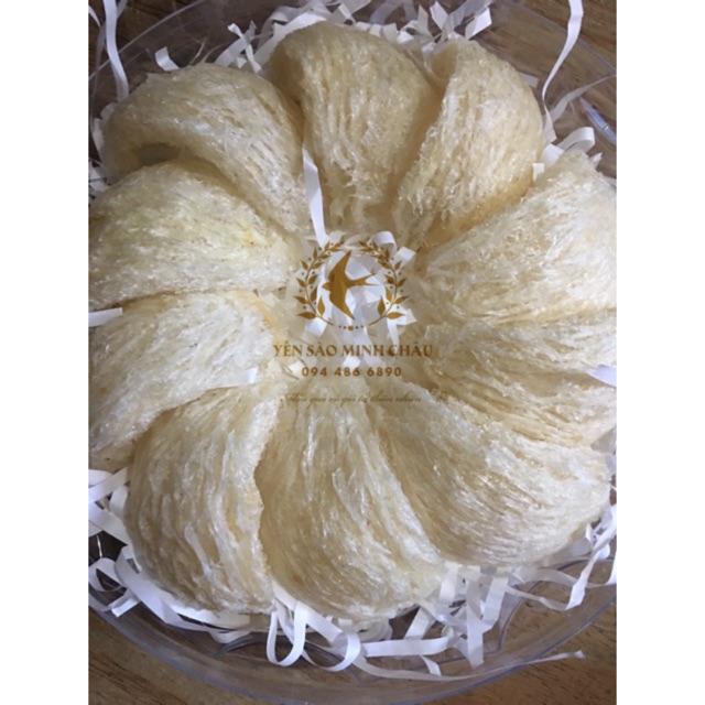 100gr Yến sào cao cấp Tinh Chế loại Vip ! + tặng Saffron + Nguyên Liệu Cung Đình !!! 🎁