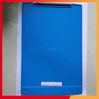 [Quà tặng ý nghĩa] BẢNG VIẾT VẼ THÔNG MINH LCD TỰ XOÁ MỌI CHI TIẾT CHỈ SAU 1 NÚT BẤM túi chống bụi