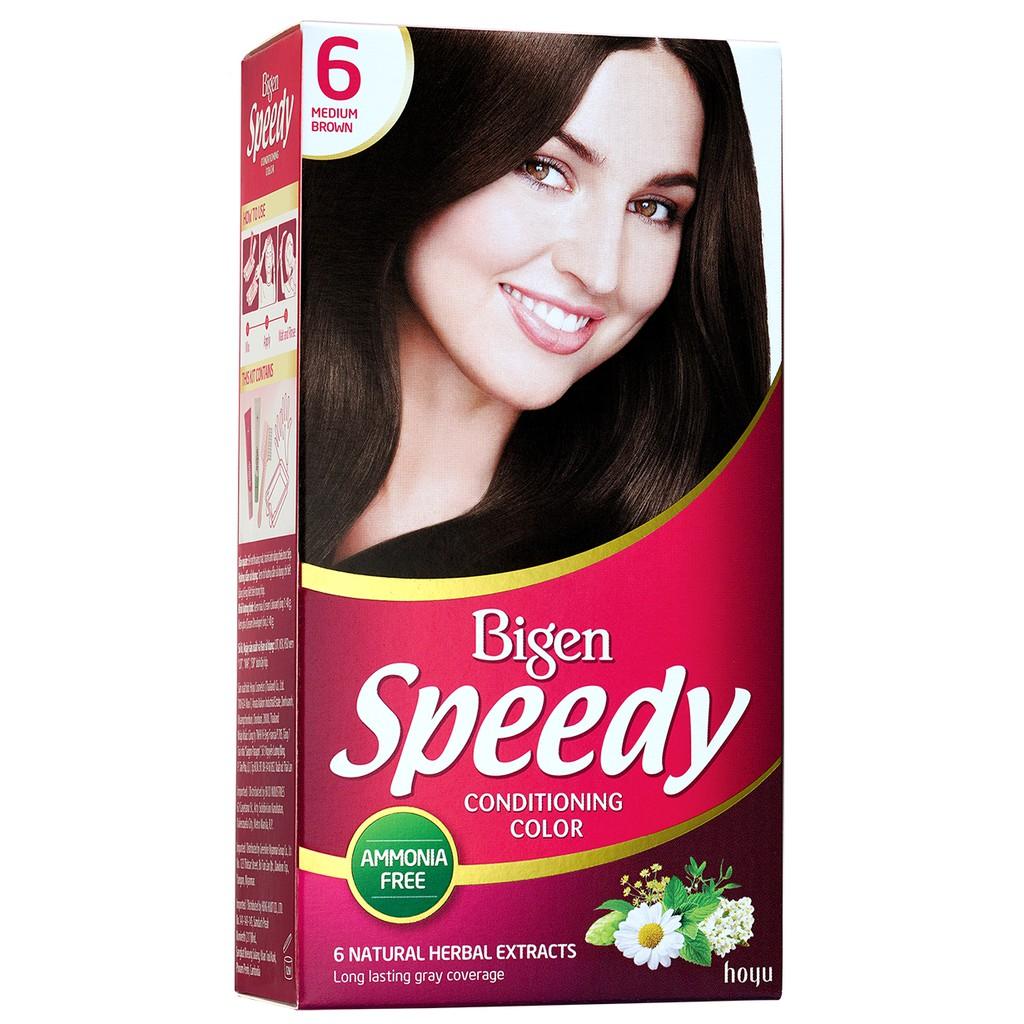 Thuốc Nhuộm Tóc Bigen Speedy Color Cream