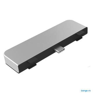 Cổng chuyển Hyperdrive 4 in 1 Hub USB-C chuyên dụng cho iPad - HD319E