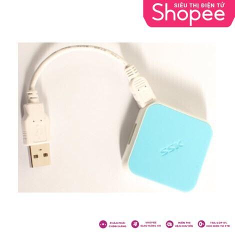 [BIG SALE] SẢN PHẨM HUB USB 4 CỔNG SSK SHU 029 Giá chỉ 80.000₫