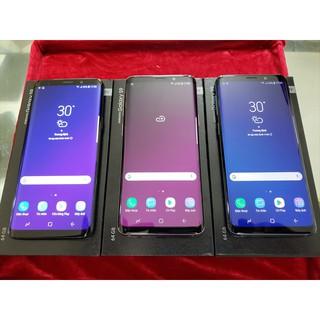 Điện thoại Samsung Galaxy S9 2 sim G960F/DS 3 mầu hàng Xách tay bản Quốc tế,đẹp 99% FullBox.