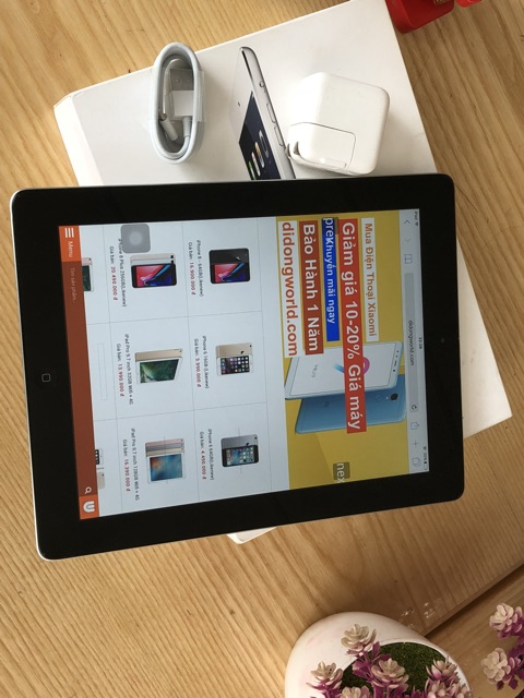 Máy tính bảng ipad 2