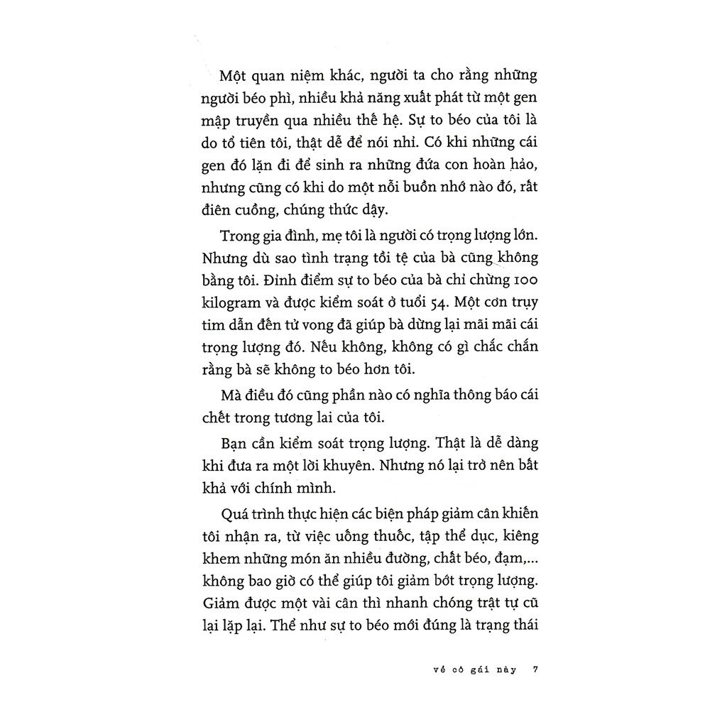 Về Cô Gái Này