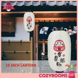 Đèn Lồng Phong Cách Truyền Thống Nhật Bản 10 Inch