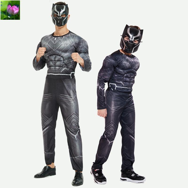 trang phục hoá trang siêu anh hùng cho halloween